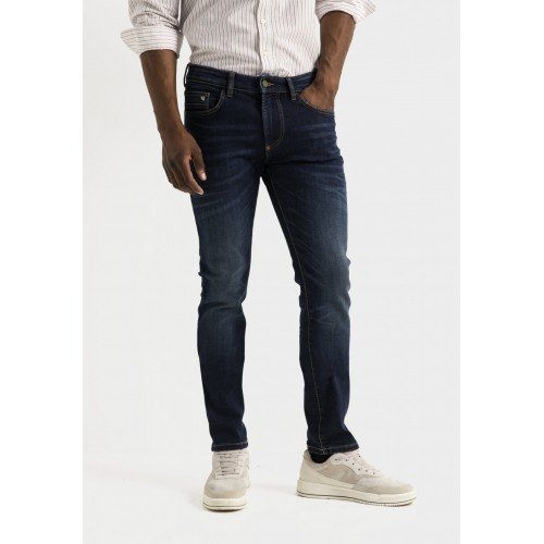 Jean coupe slim homme CAMEL